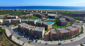 Long Stay in Salgados mit Golf
